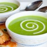 Ледяной гороховый суп