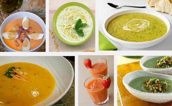 Рецепты вкусных холодных супов