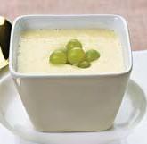 Испанский миндальный суп