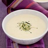Суп из кабачков с паприкой